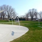 Réalisation McBM - réaménagement parc Woodyatt
